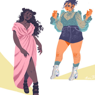 linelessfashion_sketches